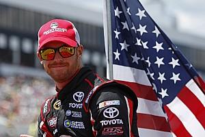 NASCAR XFINITY Breaking news Jeb Burton signs for Richard Petty's XFINITY squad