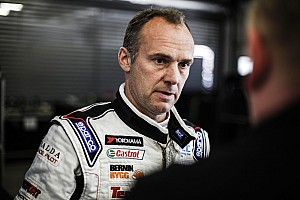 WTCC Breaking news Rickard Rydell announces retirement from racing