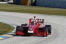 Indy Lights Felix Rosenqvist en Indy Lights chez Belardi
