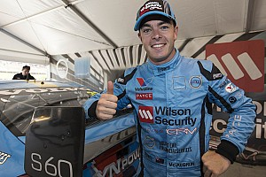 Supercars Breaking news Clipsal 500 V8s: McLaughlin tops first practice of the season
