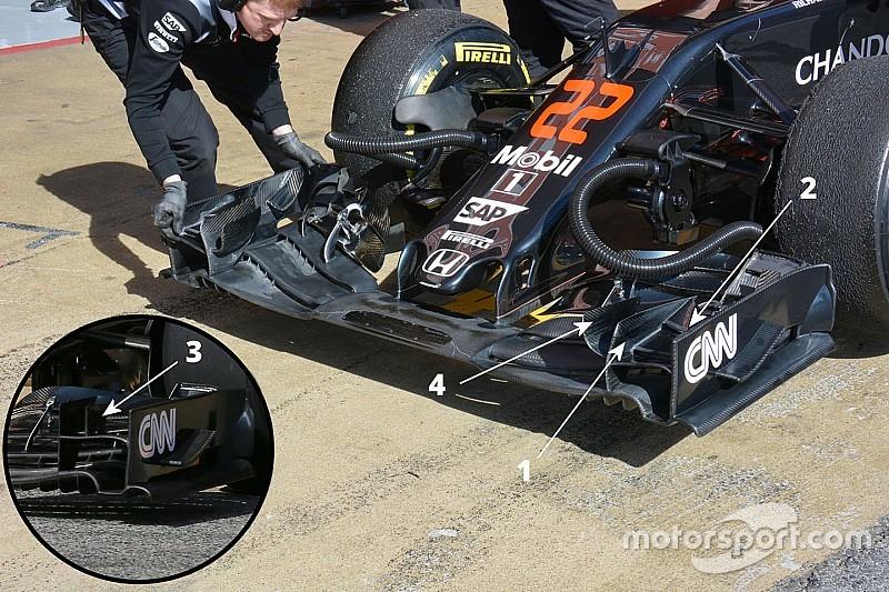 迈凯轮2016版的最终版套装在澳大利亚大奖赛才能亮相