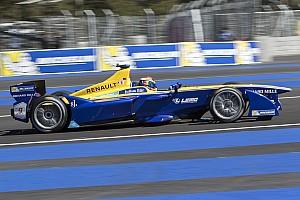 Formula E Practice report Mexico ePrix: Buemi heads Duval in first practice