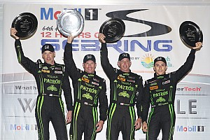 IMSA Relato da corrida Pipo Derani volta a brilhar e vence 12 Horas de Sebring