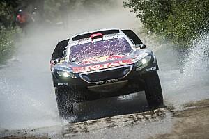 Dakar Breaking news Customer Peugeots to be made available for Dakar 2017