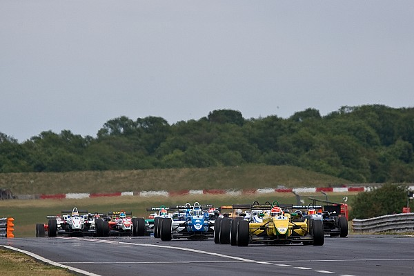 F3 Breaking news FIA set to introduce F3 Light category in 2017