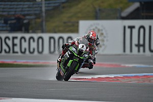 World Superbike Race report Assen WSBK: Rea wins wet-dry race after tyre gamble
