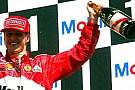 Michael Schumacher'in Zaferi