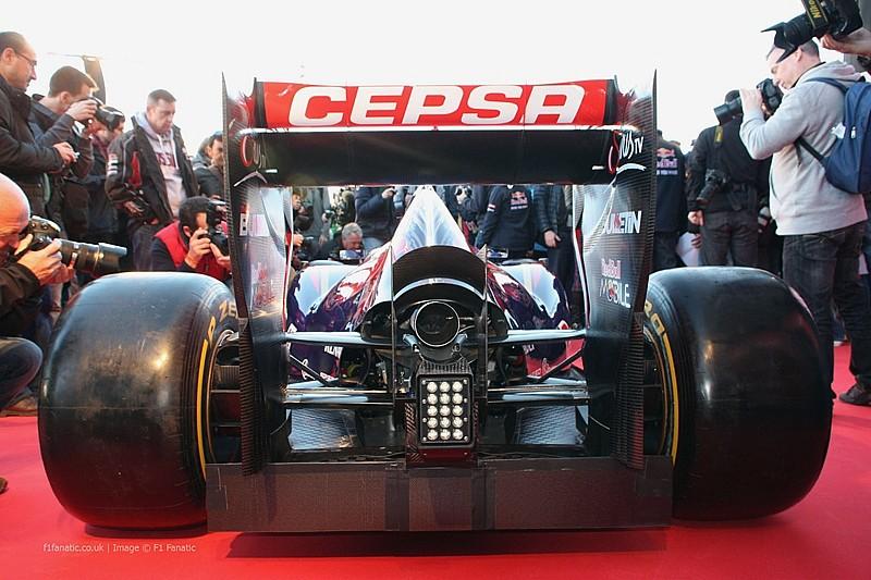 Toro Rosso отримає фінальну специфікацію двигуна Ferrari