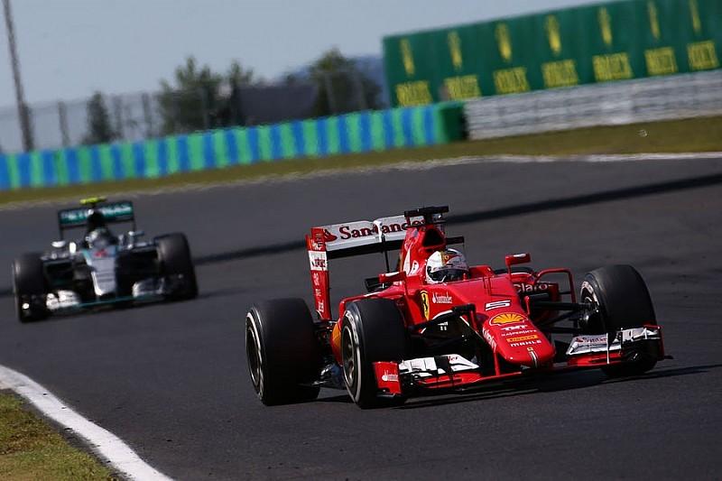 Чи допоможе новий шинний регламент Ferrari здолати Mercedes?