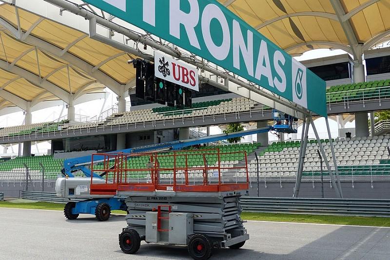 Технические новинки Гран При Малайзии