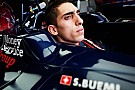 Буэми – резервный гонщик Red Bull Racing