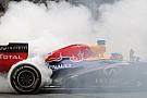 FIA легализировала 'пончики' для победителей гонки