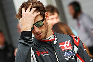 Mercato F.1: è Grosjean il candidato al sedile di Raikkonen?