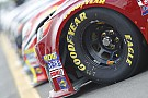 NASCAR Sprint Cup NASCAR's low downforce package proves quite a test for Goodyear