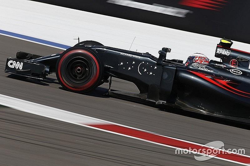 McLaren привезе в Іспанію нові антикрила, днище та обвіс