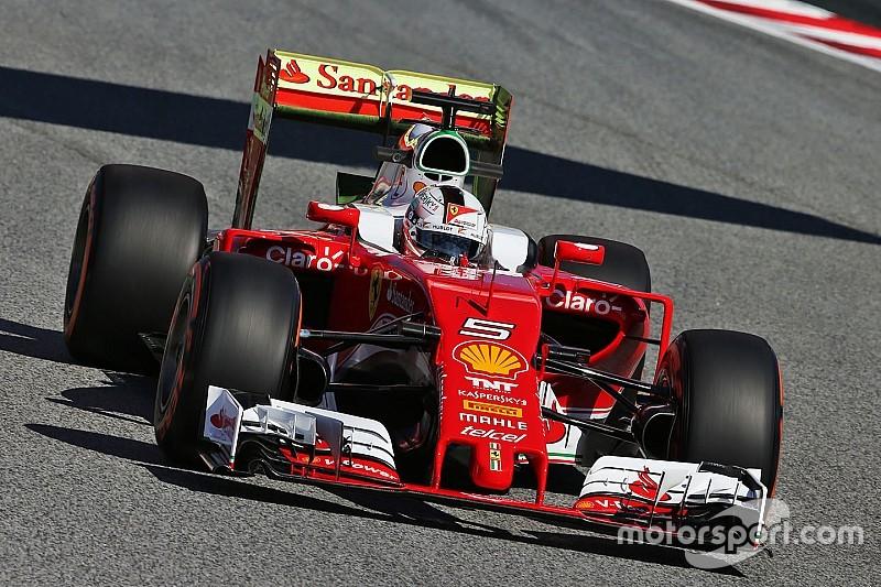 西班牙大奖赛FP1:法拉利使用软胎力压梅赛德斯
