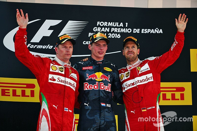 フェルスタッペン史上最年少優勝。メルセデス同士討ち:F1スペインGP決勝レポート