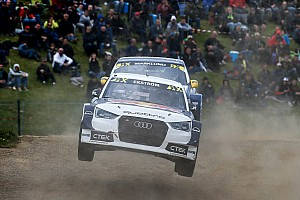 Rallycross-WM Rennbericht Rallycross-WM Belgien: Sieg für Ekström, Podestplatz für Loeb