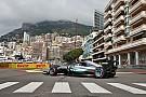摩纳哥大奖赛FP1:梅赛德斯统治一练,红旗终止比赛