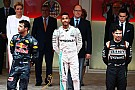 Formel 1 in Monaco: Erster Saisonsieg für Lewis Hamilton