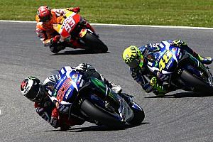 MotoGP: расписание прямых трансляций
