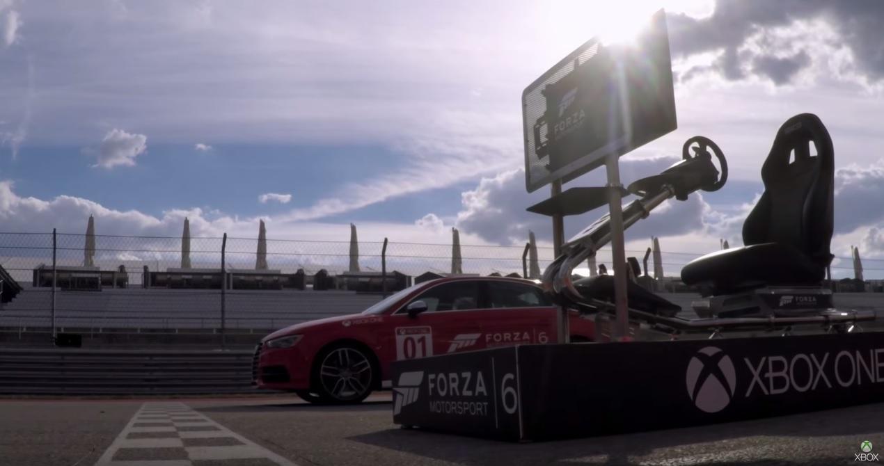 Ez nagyon király! A világ leggyorsabb forza gamere a háromszoros Le Mans-győztes ellen