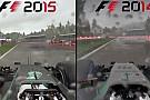 F1 2015 Vs. F1 2014: Egymás ellen a két hivatalos F1-es játék
