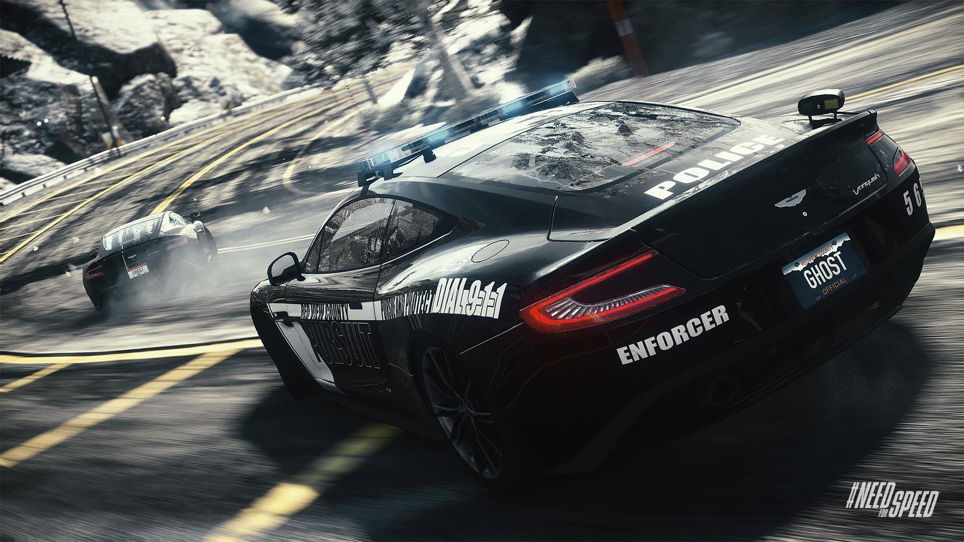DriveClub Vs. Need for Speed Rivals: Aston Martin Vanquish