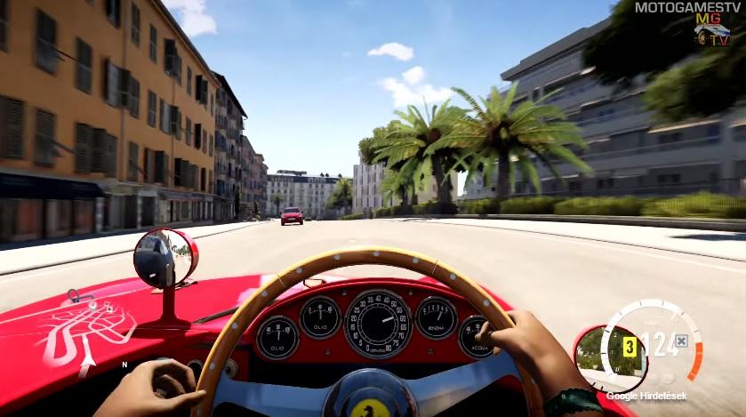 Forza Horizon 2: A legendás Ferrari 500 Mondial a játékban