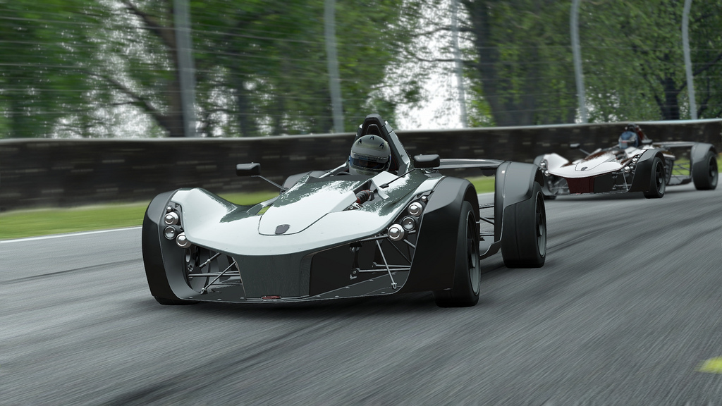 Project CARS: Ilyen a BAC Mono a játékban! IMOLA!