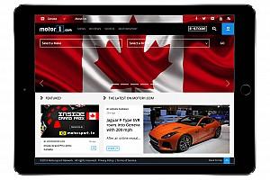 Motor1.com lança Motor1.com-CANADÁ