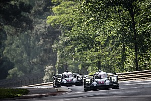 Ле-Ман Репортаж з гонки Ле-Ман. 4 години позаду: лідирує Марк Веббер