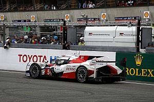 Ле-Ман Комментарий Toyota
