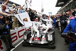 Le Mans Top List Galería: La cara y la cruz del histórico final en Le Mans