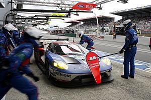 Le Mans Últimas notícias Mesmo com penalidades, Ford mantém vitória na GT