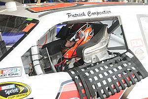 NASCAR Sprint Cup Preview Patrick Carpentier returns to the Cup Series in Sonoma