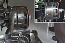 Технічний брифінг: гальмівний барабан McLaren MP4-31