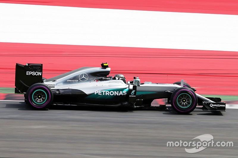 Стартова решітка Гран Прі Австрії: Чому Росберг стартує шостим