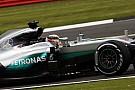 F1イギリスGP FP2:ハミルトンがまたもトップタイム。ロズベルグはトラブルで走れず!