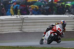 Moto3 Résumé de course Pawi est bien le roi de la pluie