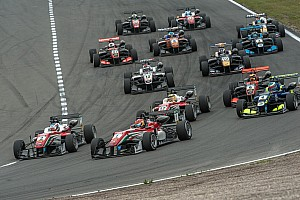 Formel-3-EM News Die Video-Highlights der Formel-3-Rennen in Zandvoort