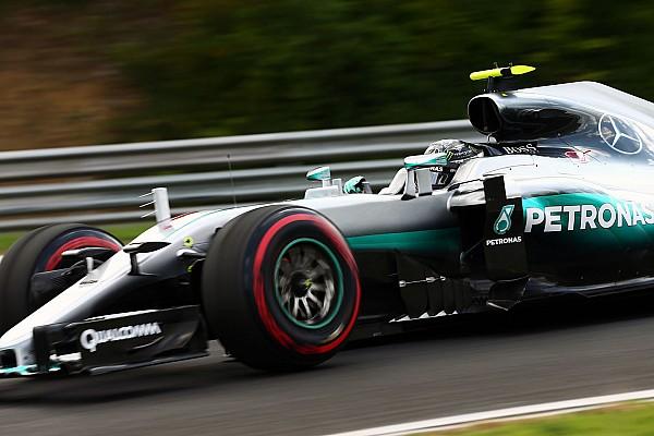 Formula 1 Prove libere Hungaroring, Libere 3: Verstappen insegue la Mercedes di Rosberg!
