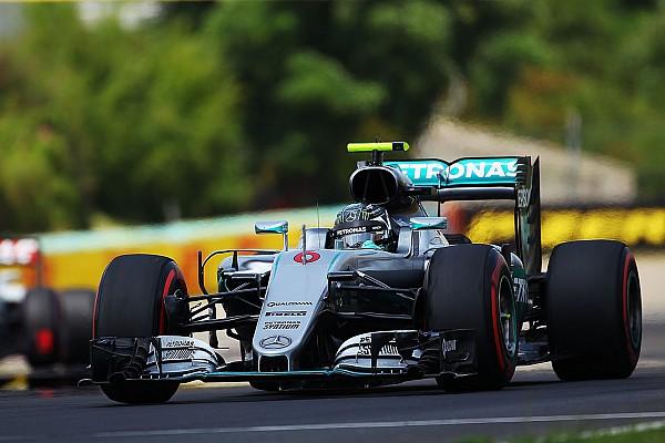 Formula 1 Ultime notizie La pole di Rosberg salvata dalla telemetria della Mercedes
