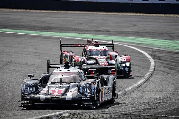 WEC Résumé de course Course - La Porsche n°1 revient aux affaires
