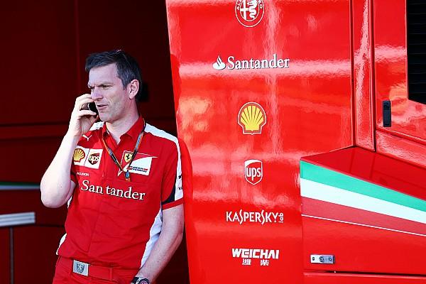 Formule 1 Actualités James Allison quitte Ferrari avec effet immédiat