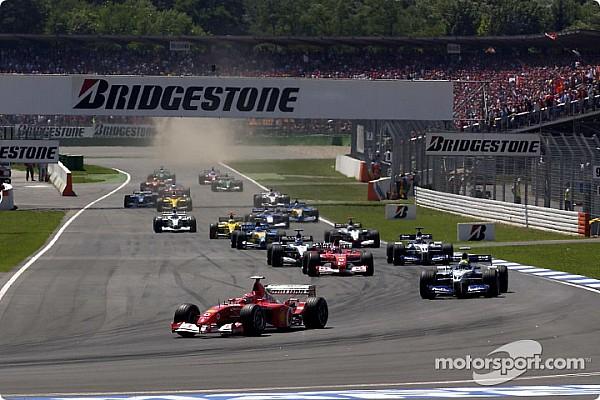 Formule 1 Top List 28 juillet 2002 - La naissance du