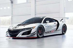PWC Noticias de última hora El Acura NSX GT3 debutará en pruebas de PWC