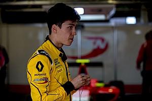 GP3 Інтерв'ю Ейткен: підтримка Renault надає мені перевагу над суперниками