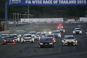WTCC Son dakika WTCC Tayland yarışı iptal olabilir