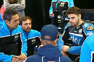 Moto3 Actualités Fenati suspendu par le Sky Racing Team VR46